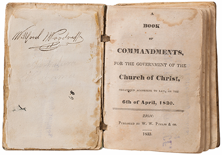 Lds Gospel doctrine manual Book Of Mormon