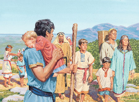 group of Nephites