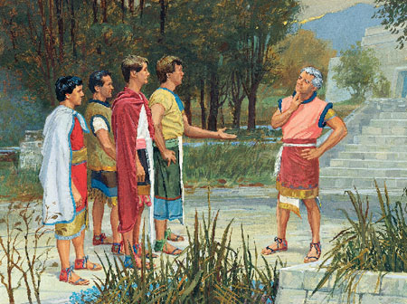 Mosiah and sons