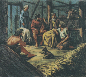 old testament stories chapter 6 noah