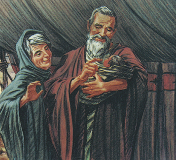 gallery for gt abraham and sarah bible story