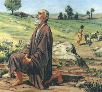 Old Testament Stories Chapter 9: Abraham and the Sacrifice of Isaac