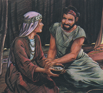 Old Testament Stories Chapter 10: Jacob and Esau