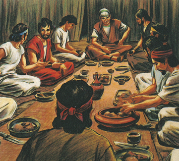 Old Testament Stories Chapter 11 Jacob And His Family