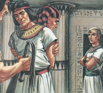 Old Testament Stories Chapter 13 Joseph In Egypt