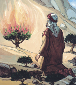 Old Testament Stories Chapter 16: The Prophet Moses