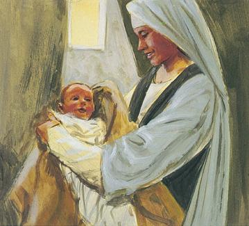 Old Testament Stories Chapter 25: Samuel