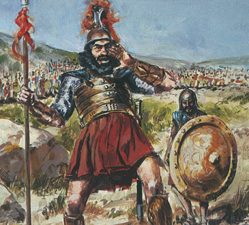 Old Testament Stories Chapter 28: David and Goliath