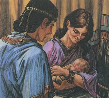 Old Testament Stories Chapter 29: King David