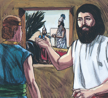 Old Testament Stories Chapter 37: The Prophet Elisha: Three Miracles