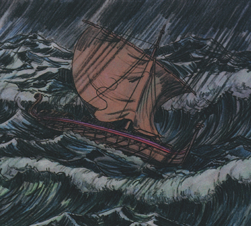 Old Testament Stories Chapter 38: Jonah