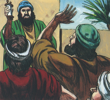 Theme of the day who were the old testament prophets