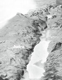 Map of Judea