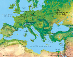 Map of Mediterranean2 Appendix E