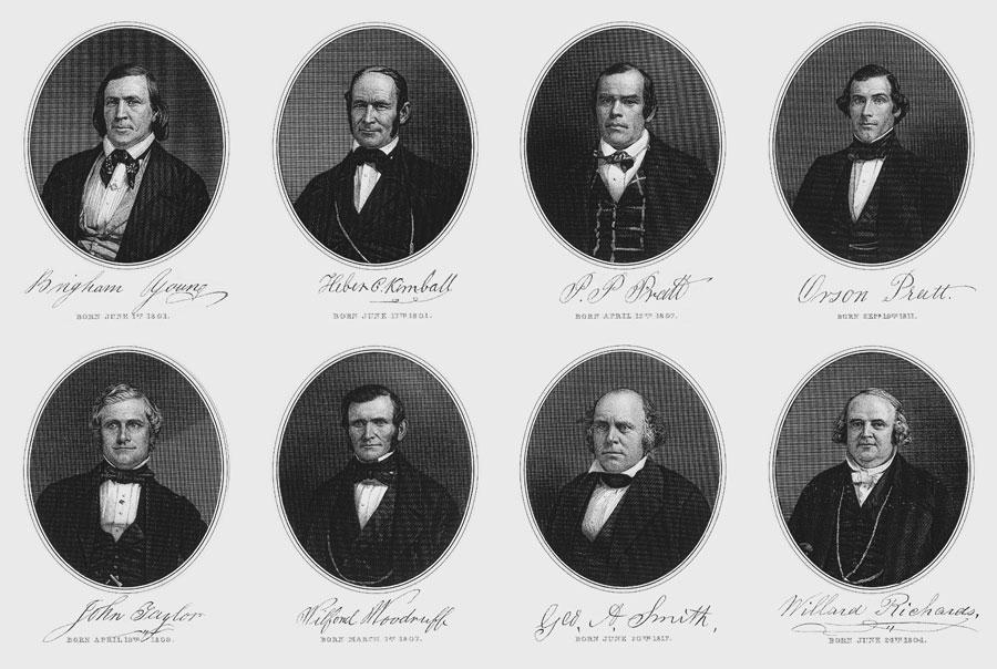 Presidentes de la Iglesia Manual del alumno Capítulo 2: Brigham ...