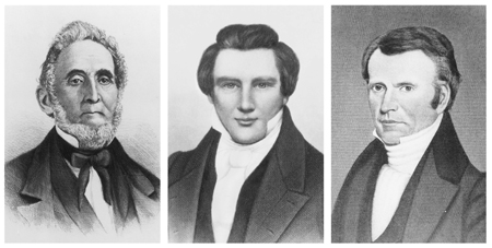 The First Presidency of the Church (1833)