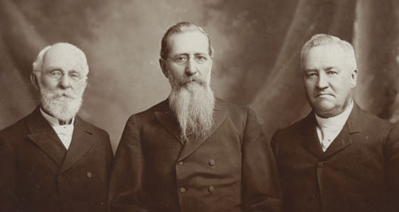 joseph f smith and couselors