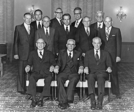 Quorum of the Twelve 1979