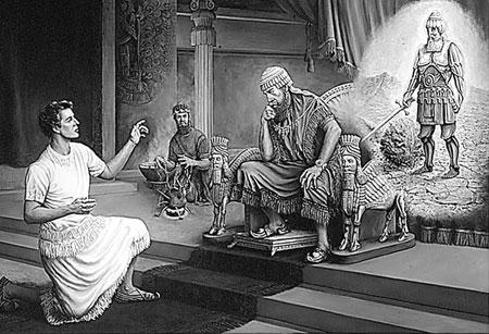 Nebuchadnezzar and Daniel