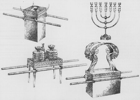 temple vessels