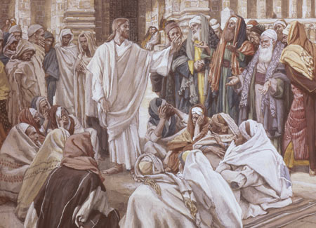 The Pharisees were no match for the knowledge and experience of the Savior.