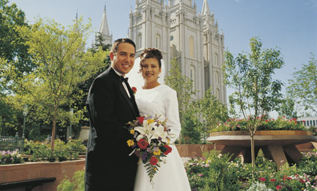 Exaltation in the Celestial Kingdom is conditional on temples marriage.