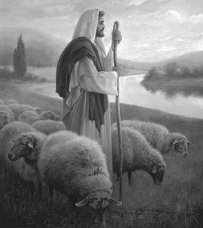 Christ as Good Shepherd