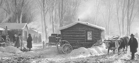 Image result for lds winter quarters