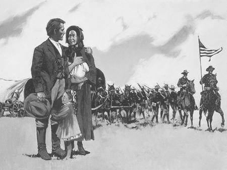 Image result for lds mormon battalion