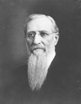 Joseph F. Smith with long beard