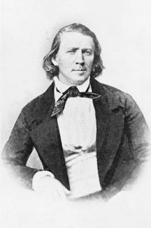 Brigham Young late 1840's