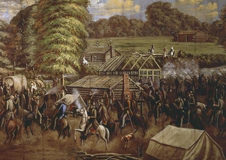 Haun's Mill Masacre