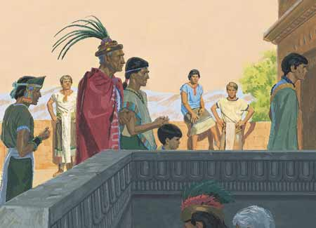 missionaries and Zoramites