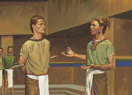 judge talking to Nephi