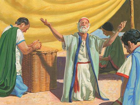 Historias Del Libro De Mormón Capítulo 12: El rey Benjamín