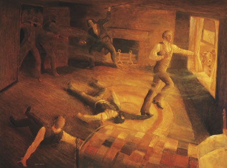 martyrdom of the Prophet Joseph Smith