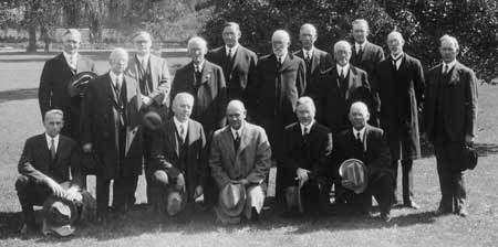 Quorum of the Twelve 1925