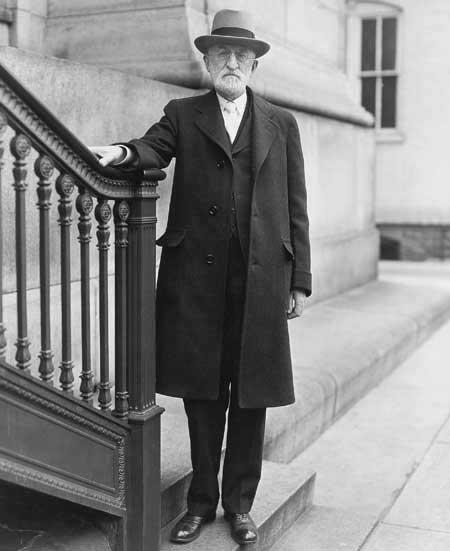 Heber J. Grant in 1945