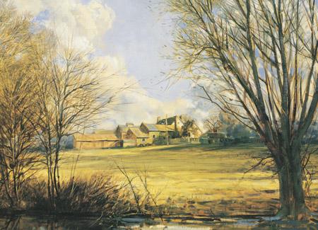 John Benbow's house
