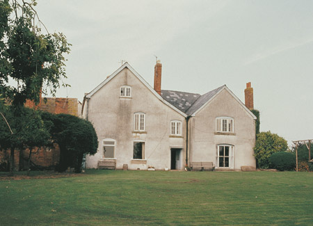 John Benbow's farmhouse