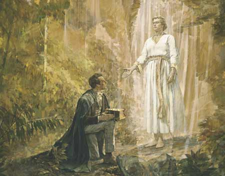 Joseph Smith received the gold plates on September 22, 1827.
