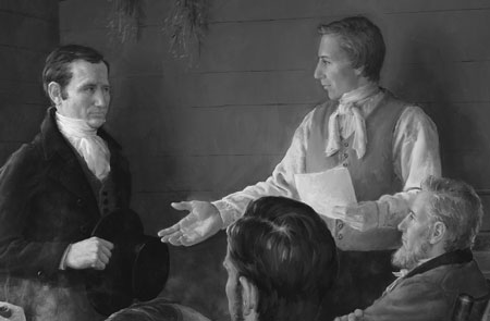 The Word of Wisdom was revealed to the Prophet Joseph Smith on February 23, 1833.