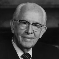 "Joseph Smith was ""among 'the noble and great ones,'"" said President Ezra Taft Benson."