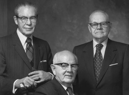 The First Presidency.