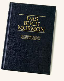 Das Buch Mormon (Bild) ist oftmals der Grund für bekehrte Mormonen.