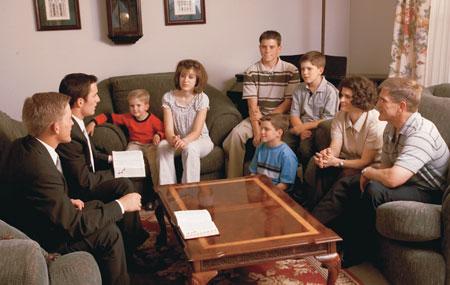 Teaching A Mormon Missionary Teen
