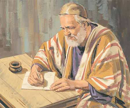 Zacharias writing