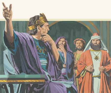 herod men Wise men from the east paranoid king herod frightened the gifts for jesus: gold, frankincense and myrrh.