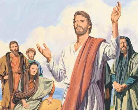 geschichten aus dem neuen testament kapitel 19: die bergpredigt