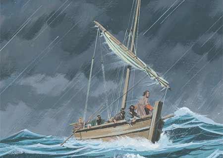 Relatos del nuevo testamento cap 237 tulo 21 jes 250 s manda al viento y a